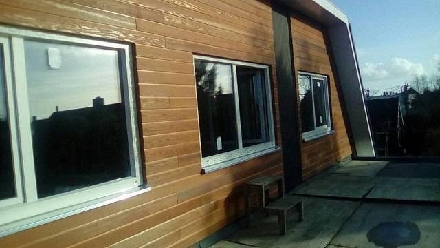 Energie neutraal woonhuis in Heeg