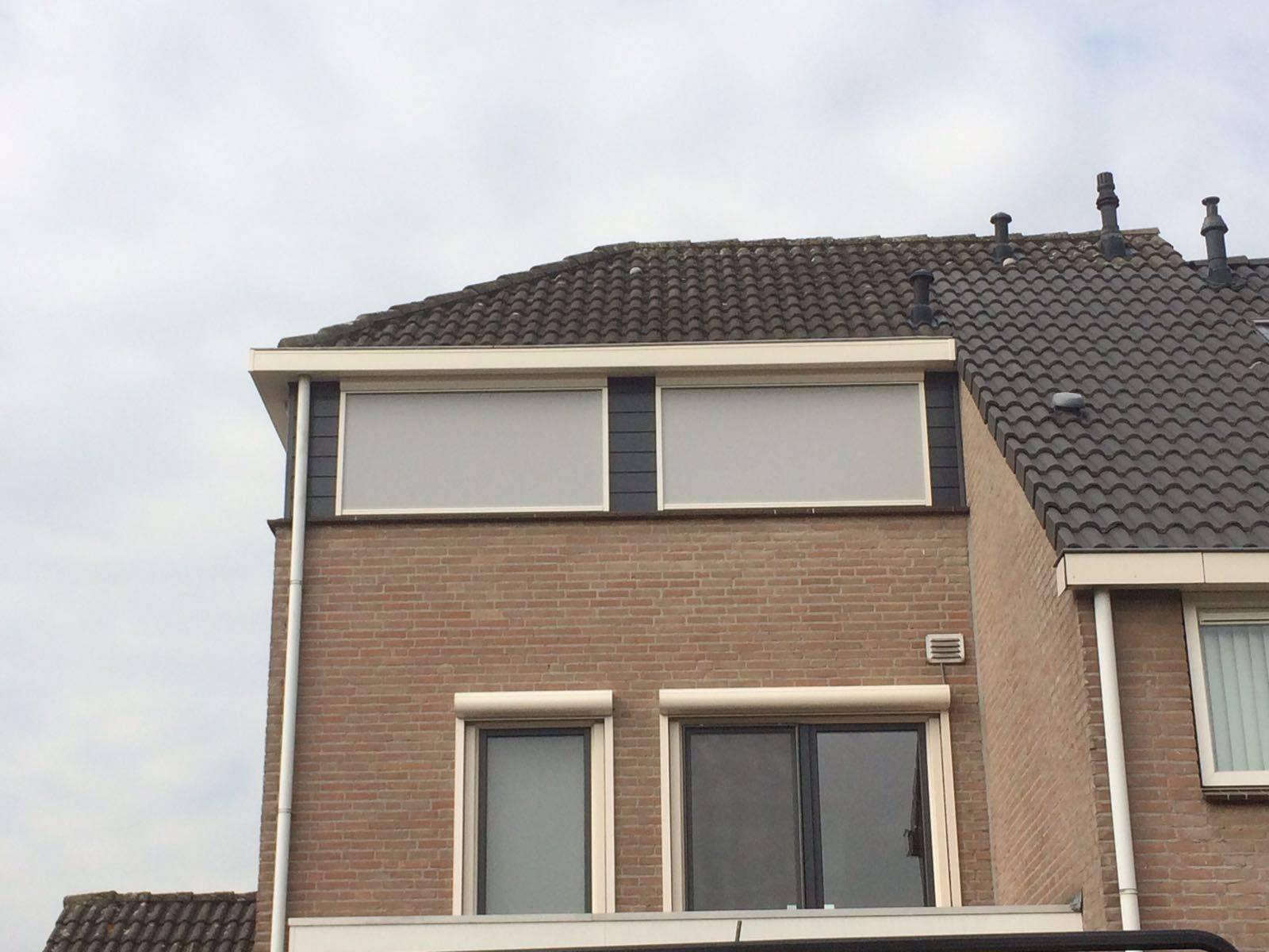 Kunststof kozijnen met Zonwering Eindhoven