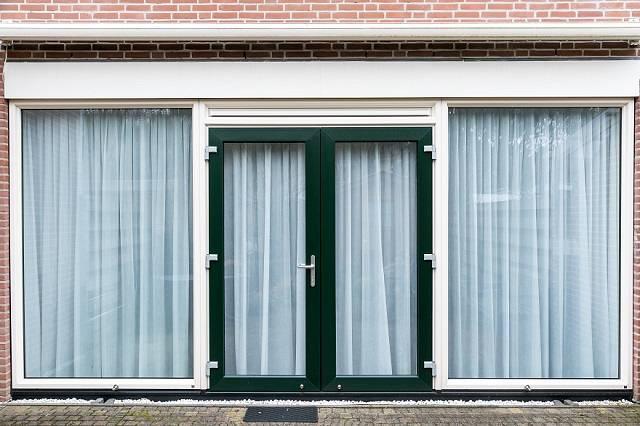 Openslaande deuren in diverse kleuren kroon kozijn nummer in