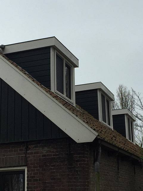 Dakkapel renovatie ZW-Friesland