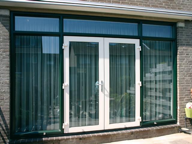Openslaande Deuren Kunststof : Openslaande deuren in diverse kleuren kroon kozijn nummer 1 in