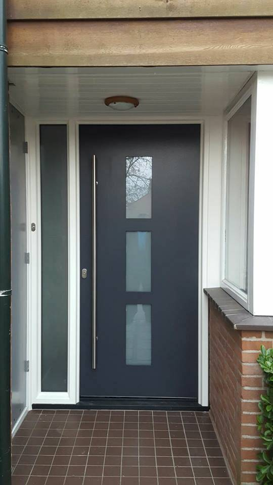 Kunststof voordeur Nieuwegein