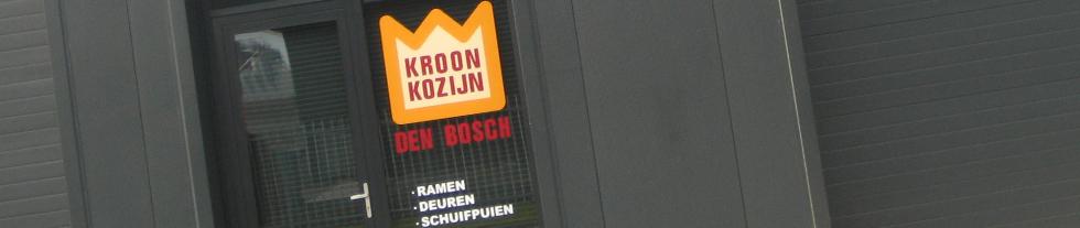 Kroon Kozijn Den Bosch