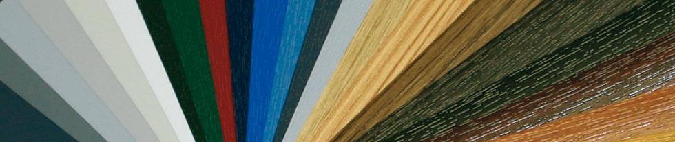 Kleuren van Kroon Kozijn