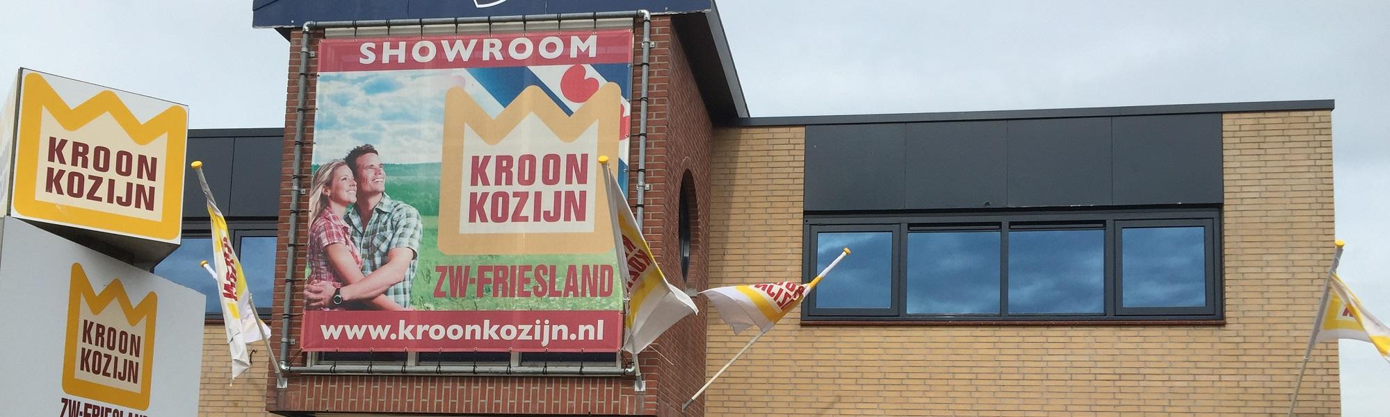Kroon Kozijn zwFriesland